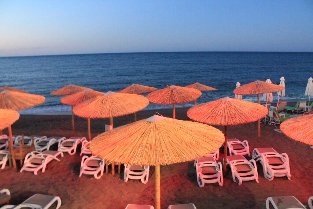 Пляж лимин херсонису