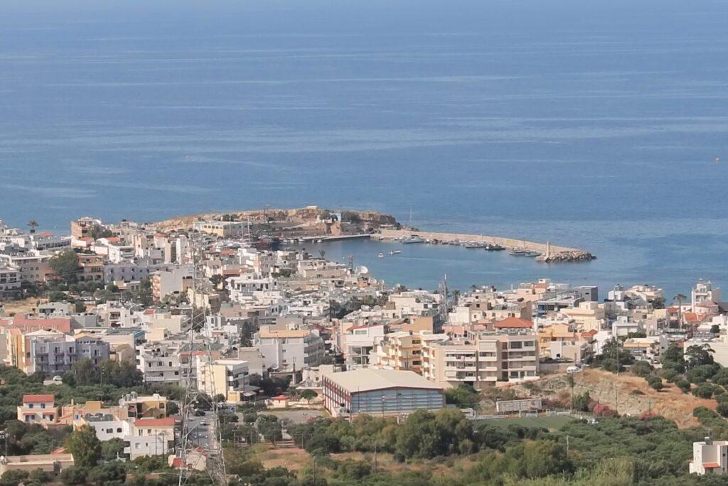 город ретимно греция