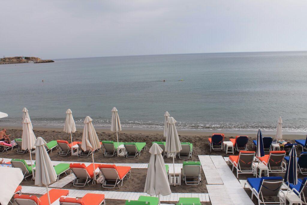 северное побережье крита