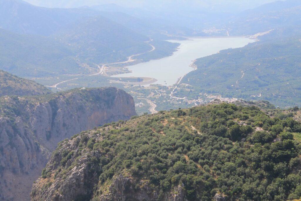 Греция остров Крит лассити