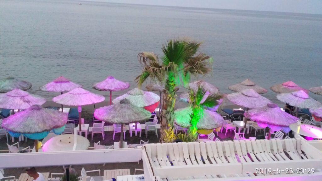 греческие пляжи
