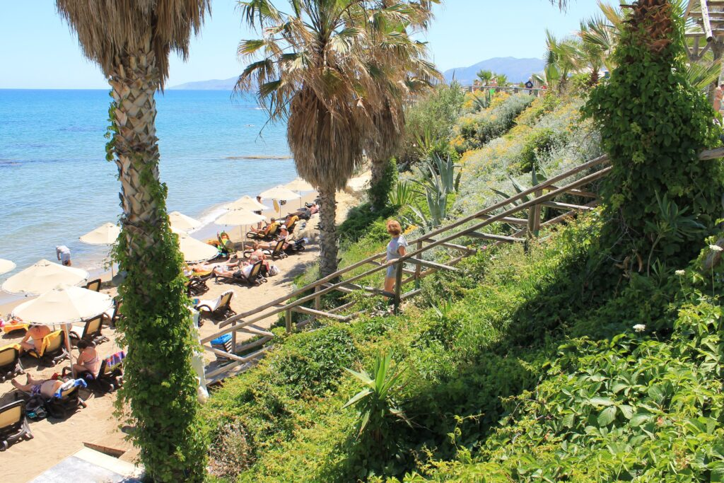 Пляж Star beach