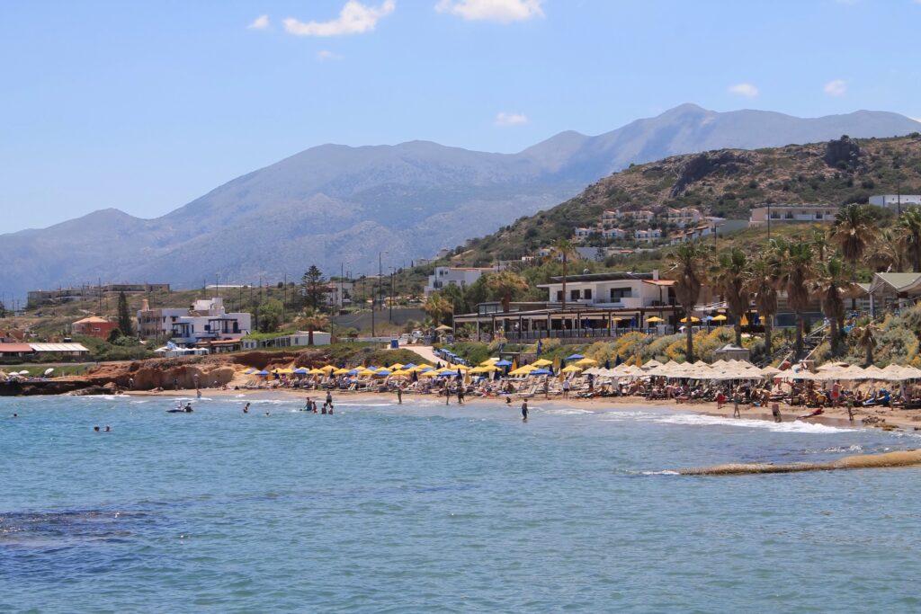Пляж Star Beach Херсониссос