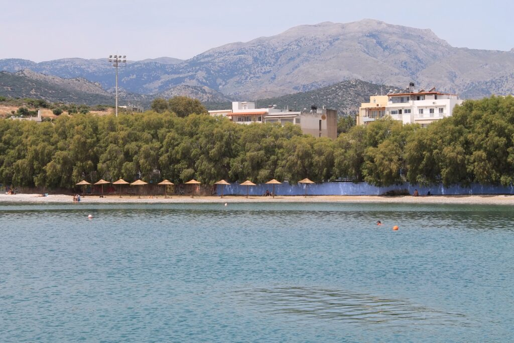 ammos beach Греция