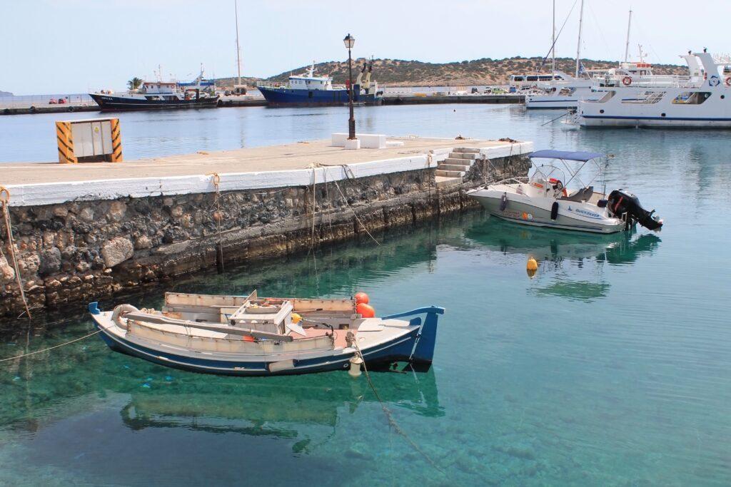 залив мирабелло Греция