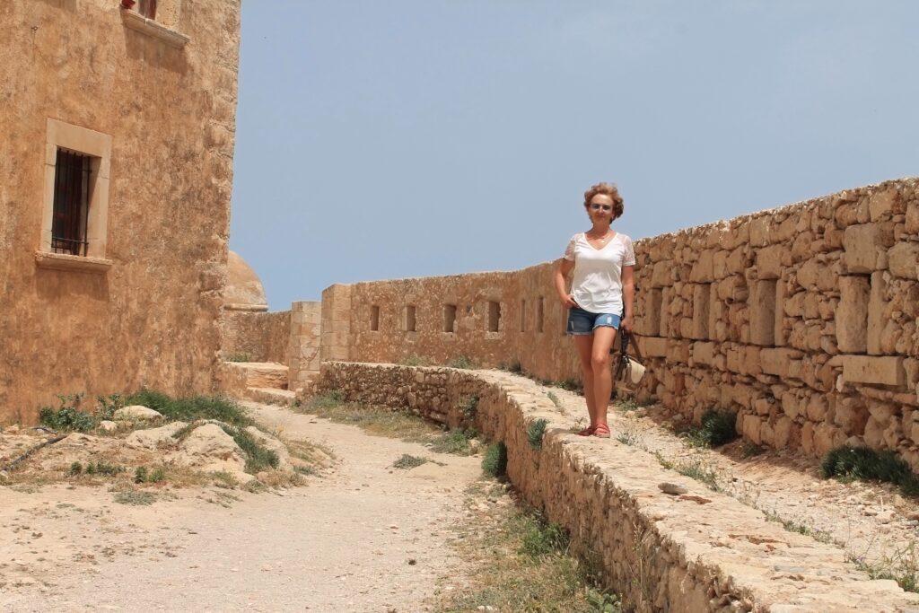 крепость Фортецца ретимно