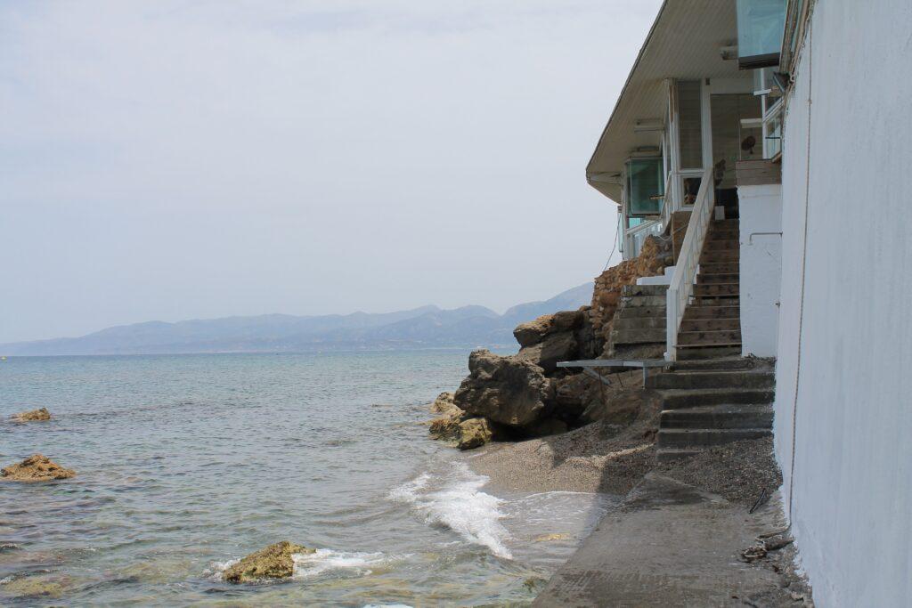 Греция Крит пляжи