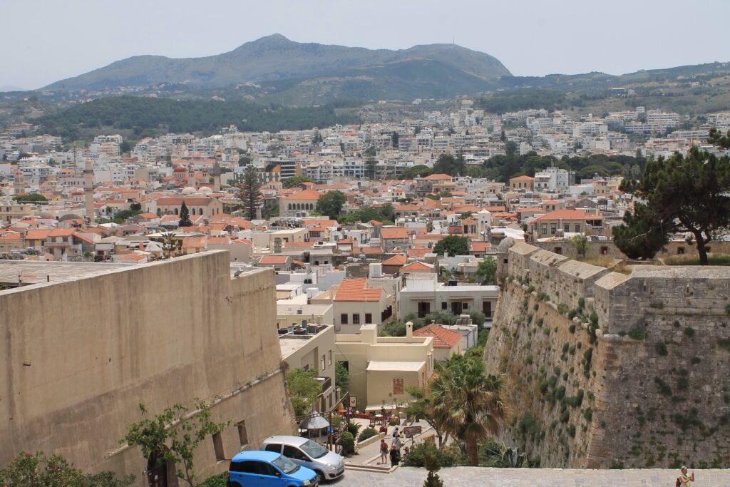 ретимно фото города