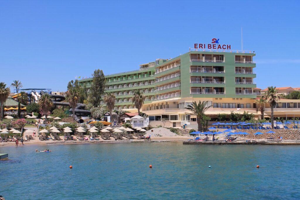 Eri Beach Hotel херсониссос