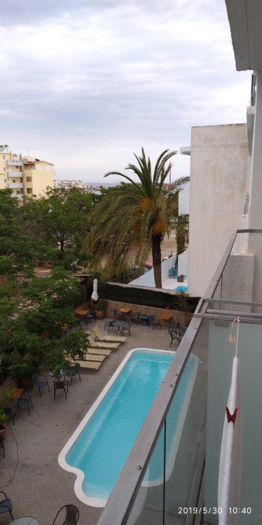 memory hotel Крит