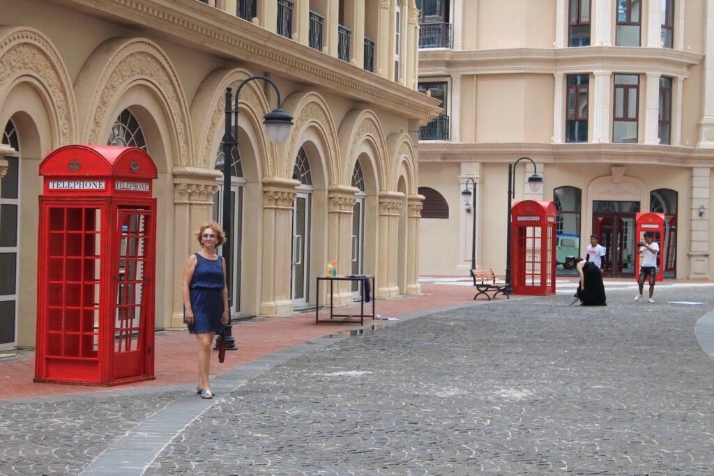 европейский квартал санья