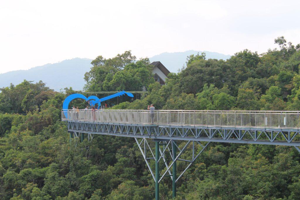 стеклянный мост китай
