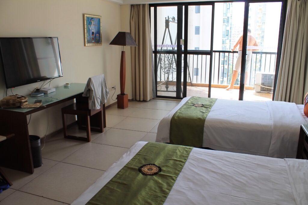 отель Yuhai International room