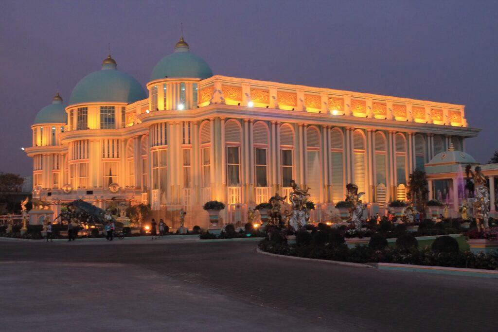 фото дворца