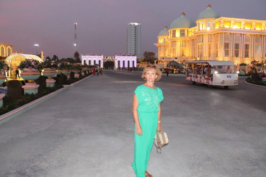 экскурсия во дворец